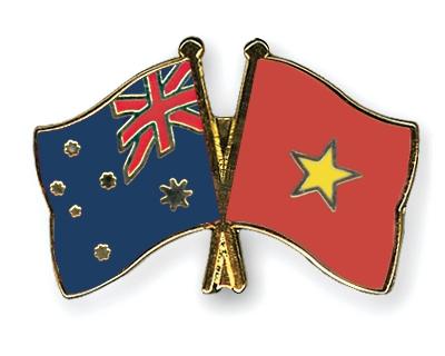 Australia and Vietnam