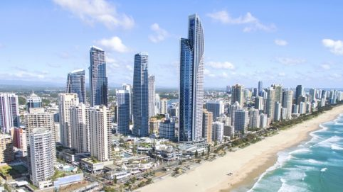 The history of the Gold Coast