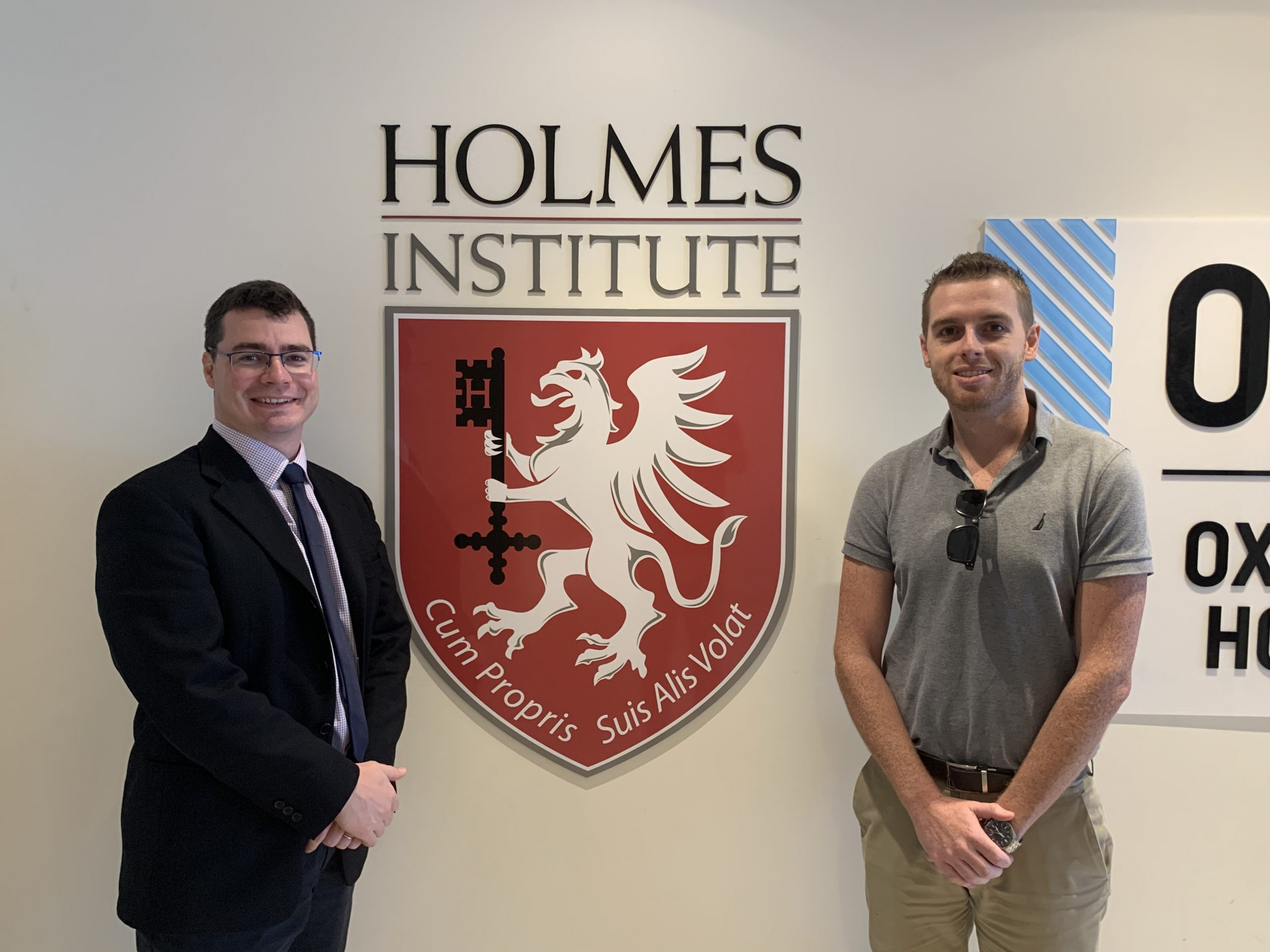 """Featured image for """"Holmes Institute's combined MBA + MPA degree"""""""