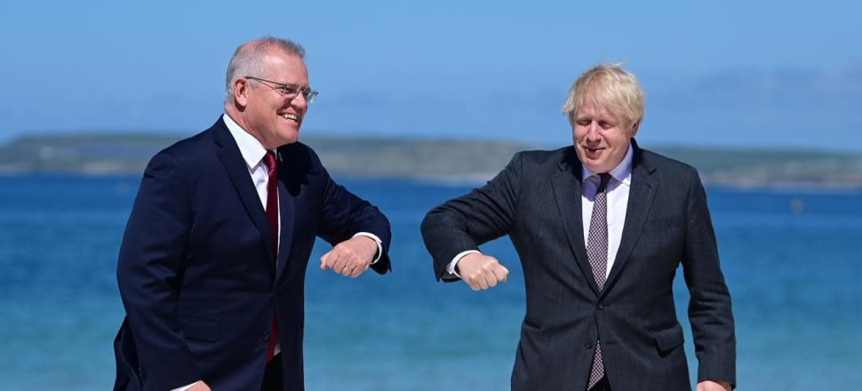 """Featured image for """"Brits to Finally get Equal Footing with Aussie Working-Holiday Counterparts"""""""