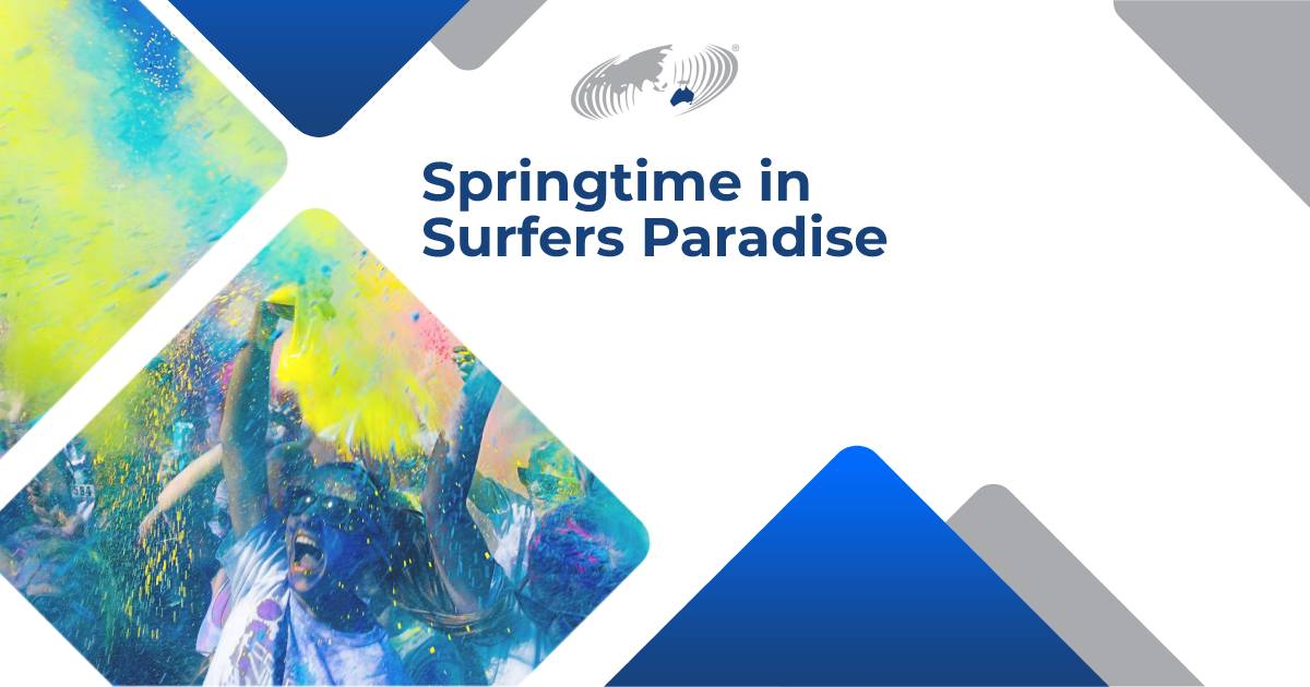"""Featured image for """"Springtime in Surfers Paradise"""""""