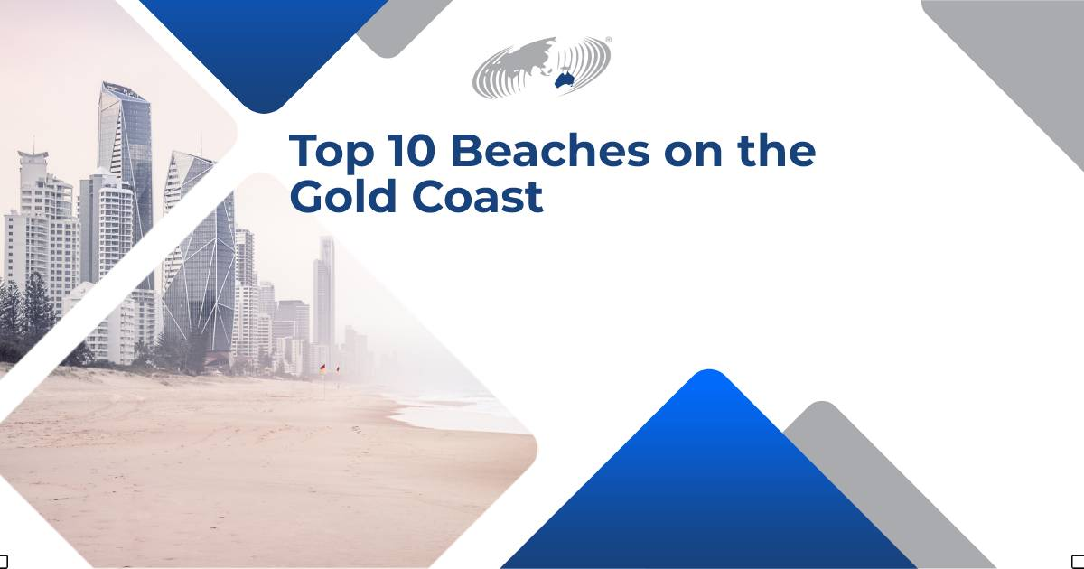 """Featured image for """"Top 10 Beaches on the Gold Coast"""""""