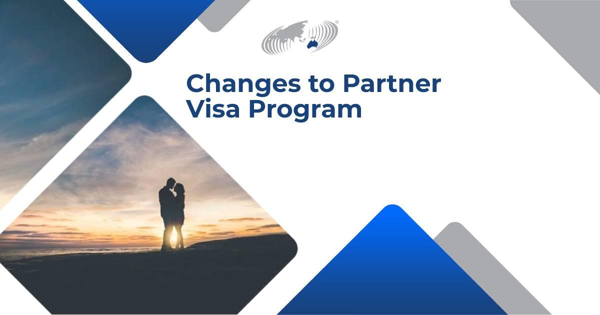 "Featured image for ""Changes to Partner Visa Program"""